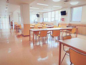 病棟ホール